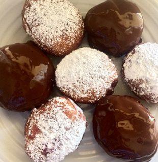 Chef Shaul 111717 Doughnuts