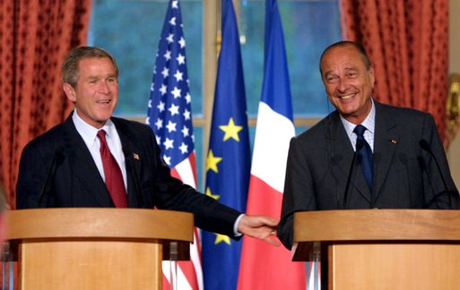 Former French president Jacques Chirac dead at 86, AP reports citing family