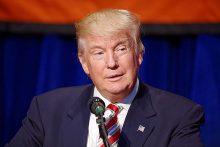 US President-elect Donald J. Trump