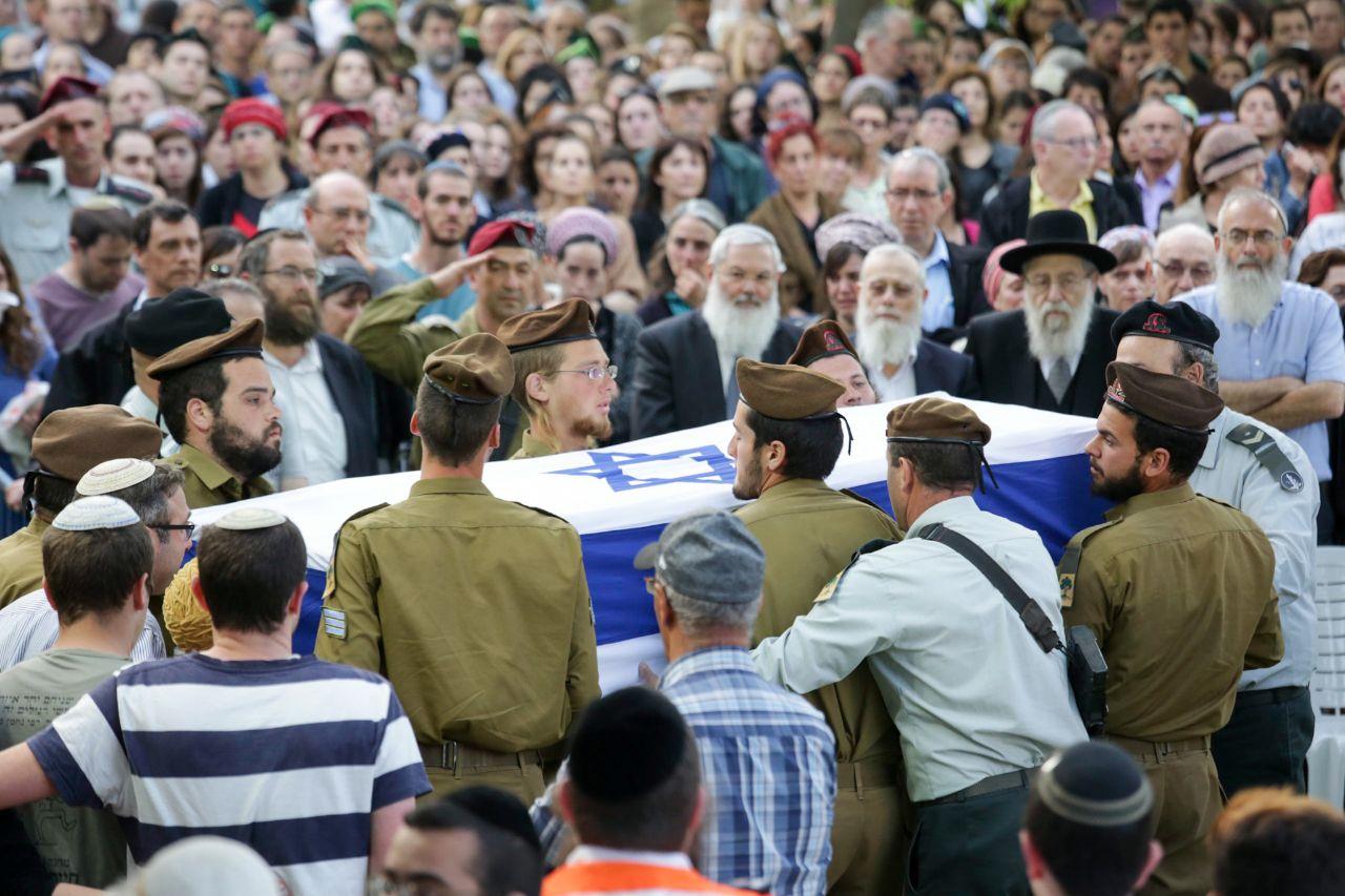 Elhai Teharlev Funeral 2