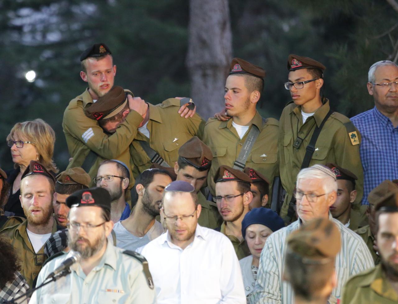 Elhai Teharlev Funeral 3