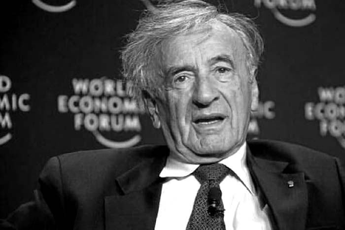 Romania probes anti-Jewish graffiti on Elie Wiesel's house