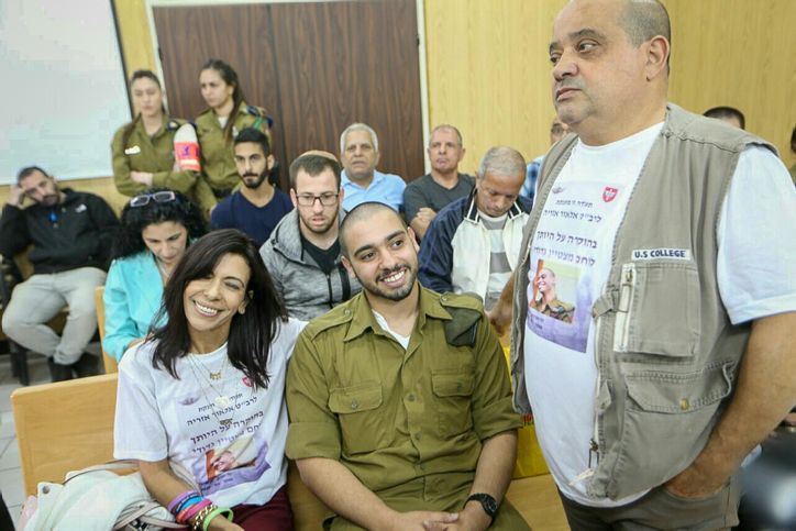 Israeli parole board orders early release of soldier jailed for fatal shooting