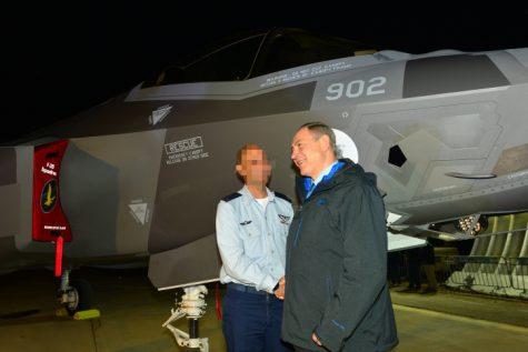Netanyahu F-35