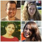 Four murdered IDF officers, killed by Jerusalem Arab terrorist in truck ramming attack at Armon HaNatziv on Jan. 8, 2017