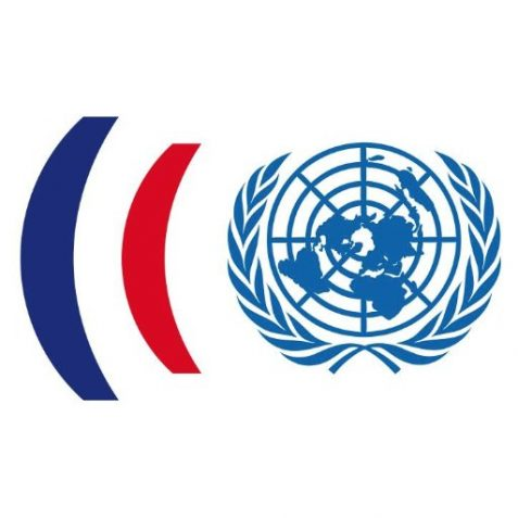 Symbol for the French Mission to the UN,
