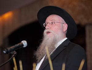 Rabbi Shmuel Notik