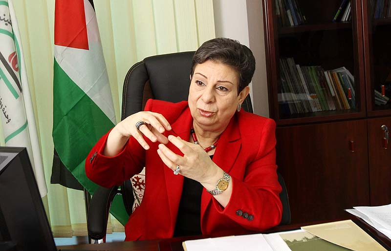 Senior Palestinian official says her U.S. visa was rejected