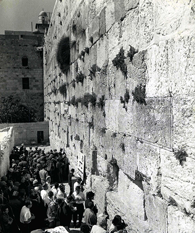Kotel, 29 Iyar, June 8, 1067