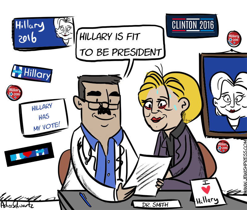 hillary-doctor-professional