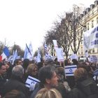 Hundreds rally against anti-Israel Paris 'peace' conference