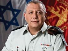 IDF Chief of Staff Lt. Gen. Gadi Eizenkot