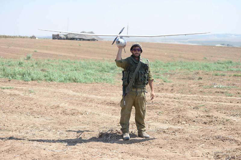 IDF Skylark / Photo credit: IDF