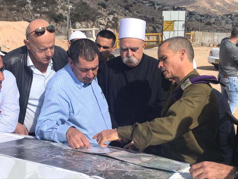 Israel 'ready to protect' Druze village in Syria
