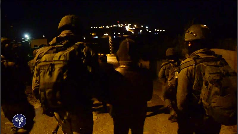 Israel Strikes Gaza Strip After Hamas Terror Rocket Attack