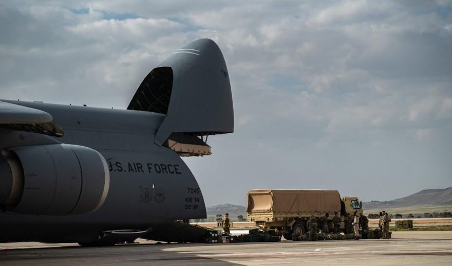 U.S.  deploys THAAD advanced missile defense system in Israel