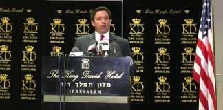 Israel Uncensored: Congressman DeSantis: US Embassy will Move to Jerusalem