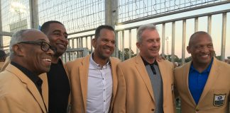 Israel Uncensored: Exclusive Interviews with NFL Stars in Israel!
