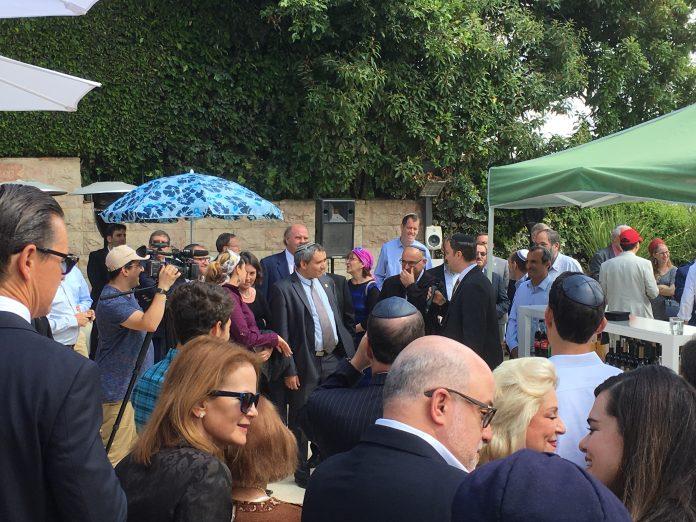 Israel Uncensored: Judea and Samaria Celebrate US Embassy Move
