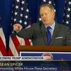 Incoming White House Press Secretary Sean Spicer
