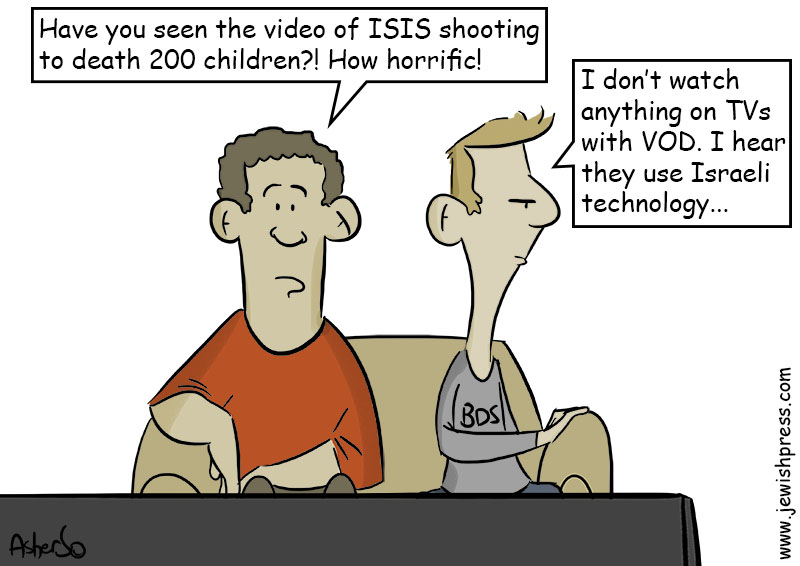 ISIS and BDS