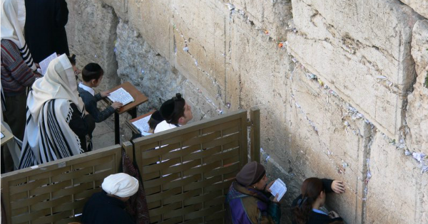 Israel Inspired: The Kotel Controversy, Confusing Converts & Seeing the World with Mashiach Eyes