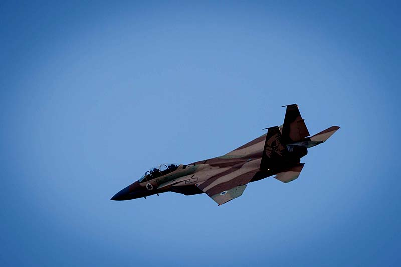 IDF strikes Gaza terror target following rocket fire