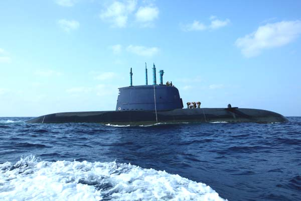 Suspects remanded in Israel-Germany submarine deal probe