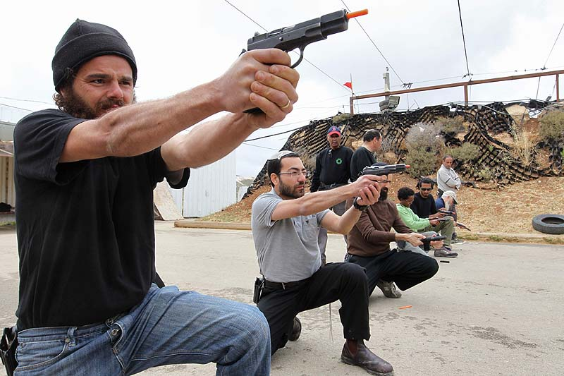 Hundreds of Thousands of Israelis Now Eligible to Carry Firearms