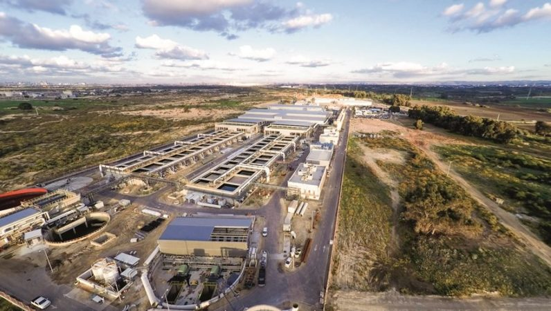 Netanyahu: Israel to Pump Desalinated Water into the Kinneret