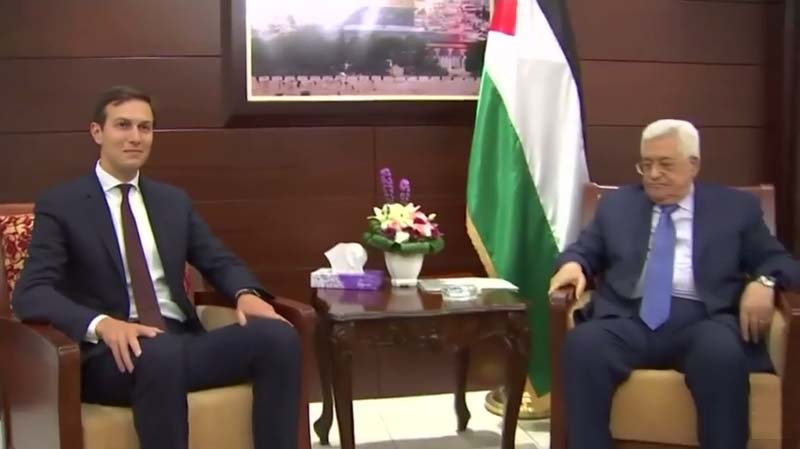 Greenblatt, Kushner Go to Israel for Talks
