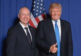 Jason Greenblatt Co-Chairman of Israel Advisory Committee for Donald Trump