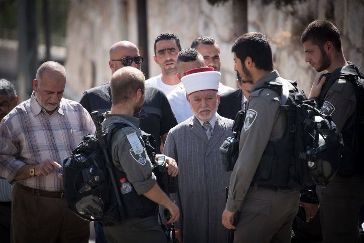 Jerusalem attack: Temple Mount reopens to Jewish visitors