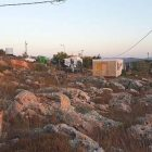 Jewish outpost in Judea and Samaria