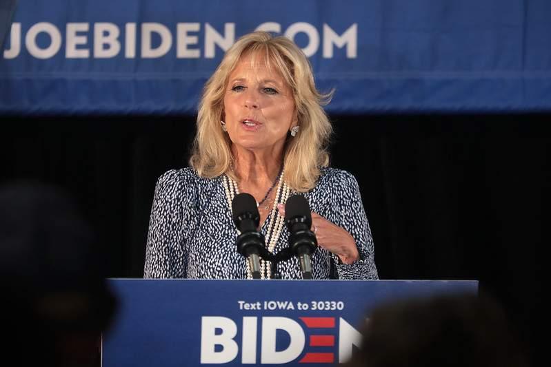Now, Michelle bats for Jill Biden using 'Dr' title