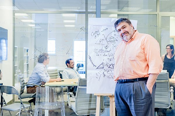 Jon Medved, CEO of 'Our Crowd'