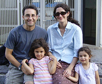 The Levy Family in 2005