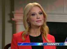 Senior White House adviser Kellyanne Conway