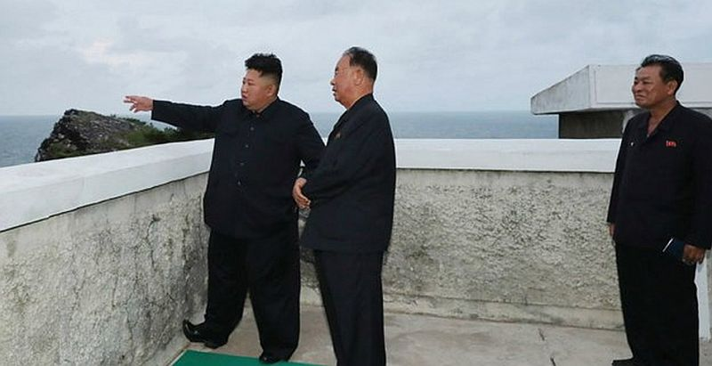 Kim wants to meet again, apologized for missile tests