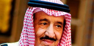 King Salman bin Abdulaziz Al Saud