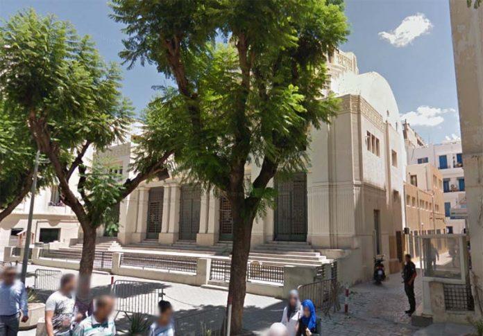 בילד: טוניזיע שטעלט אפ שוהל-אטאקע פלאן