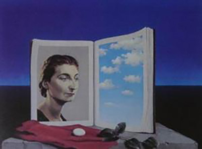 Levin 072817 Huile de Rene Magritte