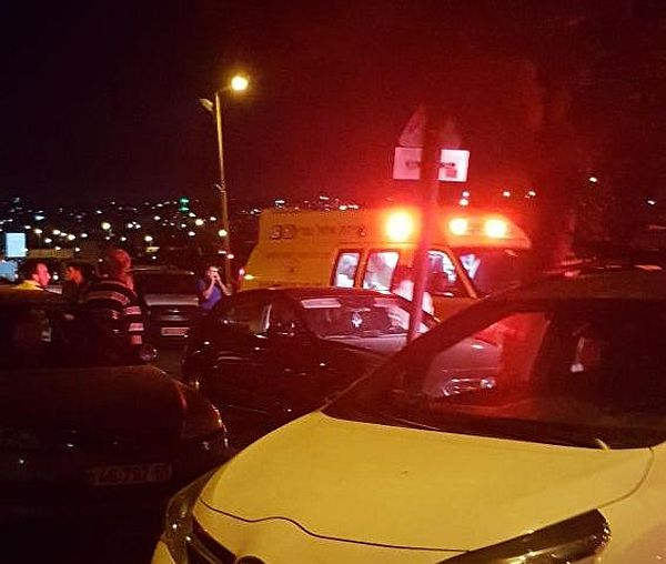 Palestinian teen killed at scene after stabbing Israelis in settlement