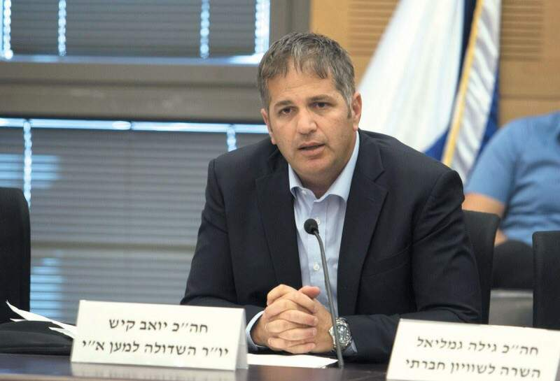 Likud votes to annex parts of West Bank