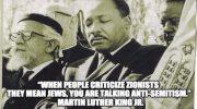Rabbi Abraham Joshua Heschel with Martin Luther King Jr