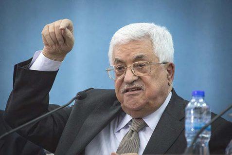 Mahmoud Abbas, March 28, 2016