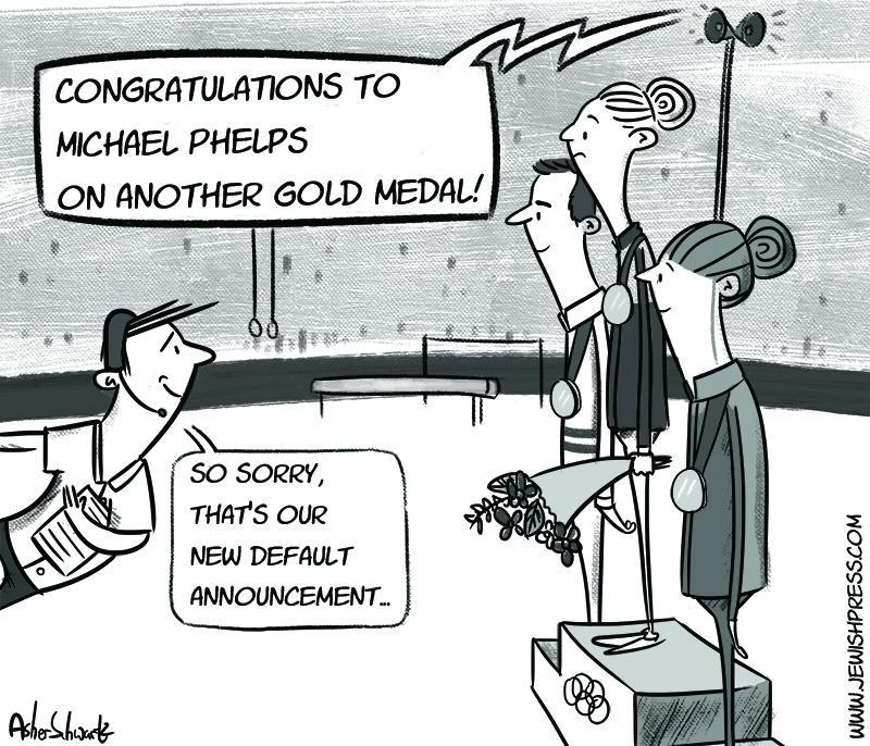 Michael Phelps Default