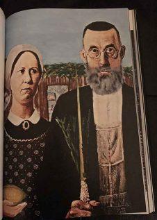 American Gothic: Sukkot by Esty Frankel-Fersel