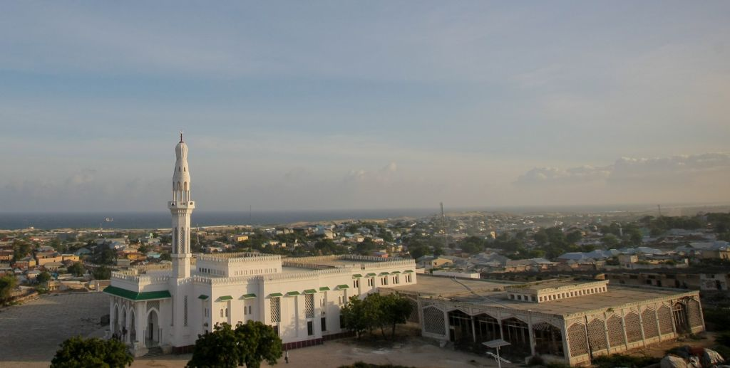 At least six dead as blast targets Mogadishu mayor's office