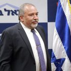 Defense Minister Avigdor Liberman